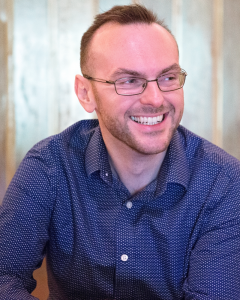James Croft, Outreach Director